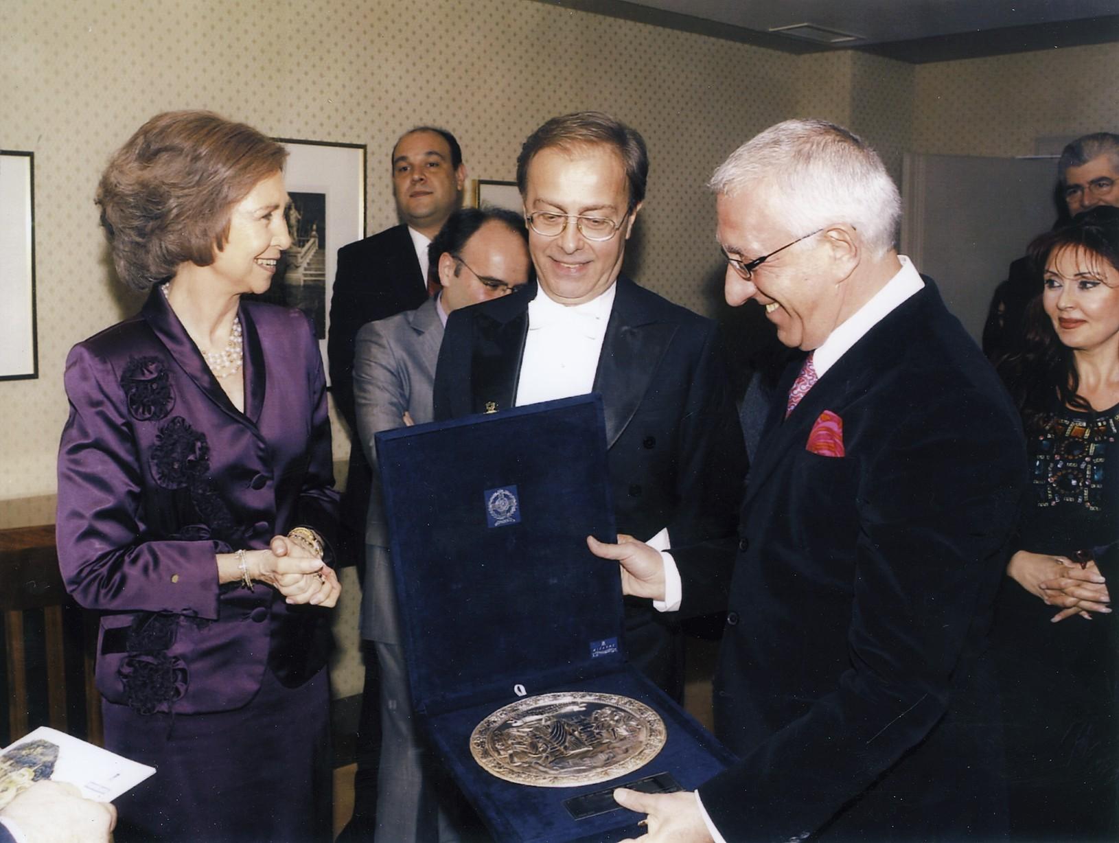 Queen Sofia-Vakarelis
