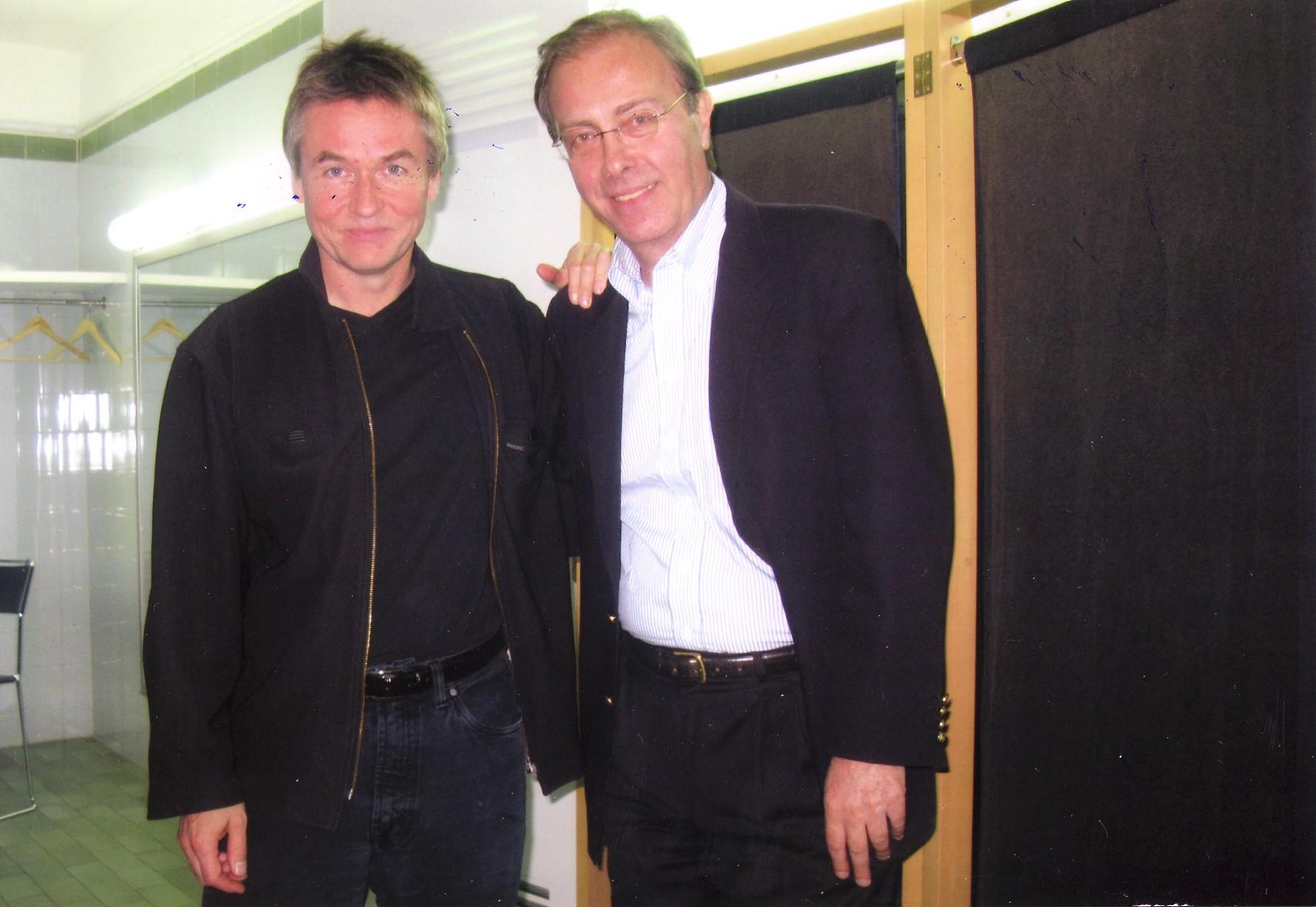 Vakarelis-Esa Pekka Salonen